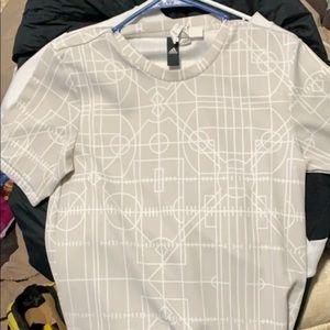 Adidas dress shirt